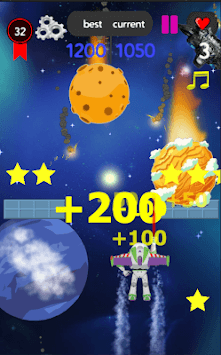 space shooter and shooting buzz pc screenshot 1