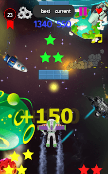 space shooter and shooting buzz pc screenshot 2