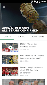 DFB-Cup pc screenshot 1