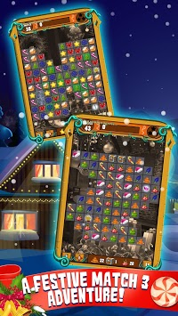 Xmas Match 3: Christmas Candy Land pc screenshot 1