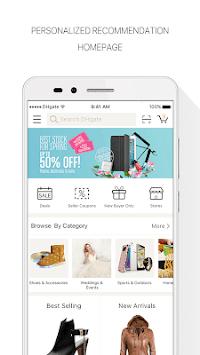 DHgate-Online Wholesale Stores pc screenshot 1