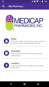 Medicap Pharmacy pc screenshot 1