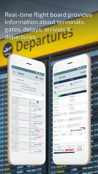 Flight Status – Live Departure and Arrival Tracker pc screenshot 2
