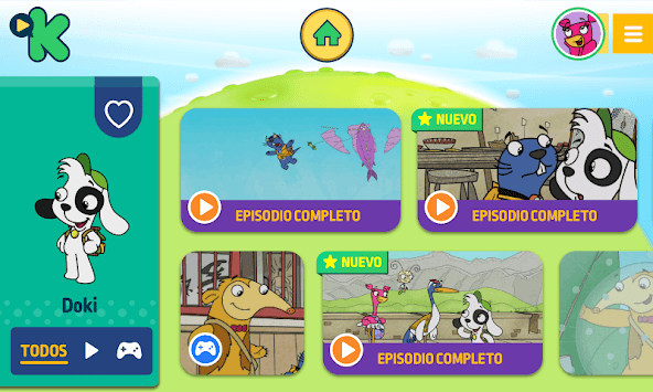 Discovery K!ds Play! Español pc screenshot 2