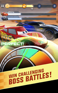 Cars: Lightning League pc screenshot 1