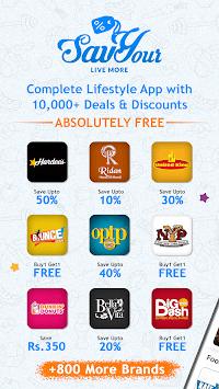 SavYour - Free Deals & Discounts pc screenshot 1