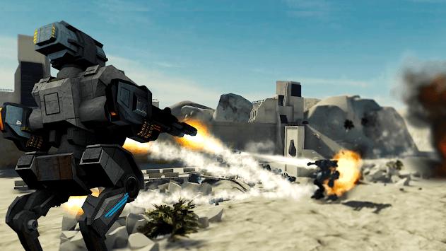 Mech Battle pc screenshot 1