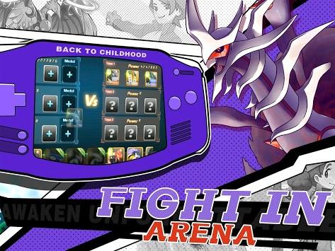 Dragons Legend pc screenshot 1