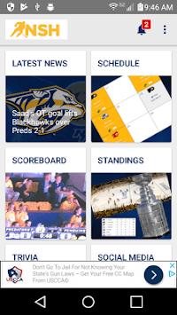 Nashville Hockey pc screenshot 1