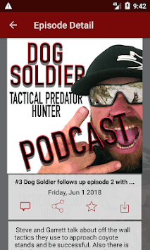 "Dog Soldier ""The Tactical Predator Hunter"" pc screenshot 1"