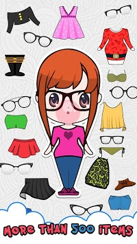 Doll Maker - Character and Avatar Creator pc screenshot 2