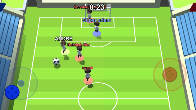 Sports Battle - Soccer pc screenshot 1