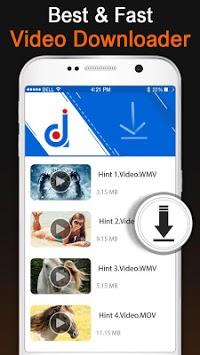 All Video Downloader Master pc screenshot 2