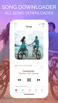 Music downloader-Mp3 song downloader app pc screenshot 2