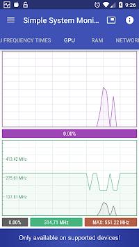 Simple System Monitor pc screenshot 1