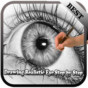 realistic eye drawing tutorial pc screenshot 1