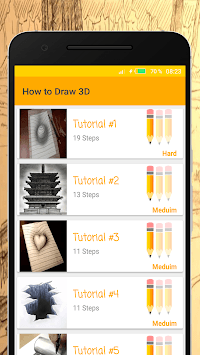How to Draw 3D pc screenshot 1