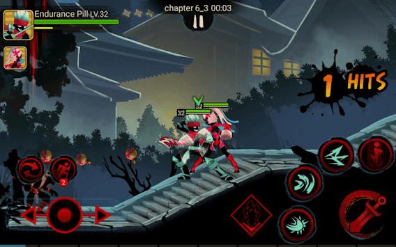 Stickman Ninja Legends Shadow Fighter Revenger War pc screenshot 2