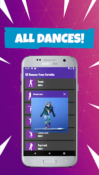 Viewer Dance: All Battle Royale Dances and Emotes pc screenshot 1