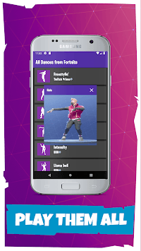 Viewer Dance: All Battle Royale Dances and Emotes pc screenshot 2