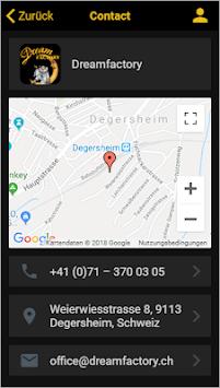 Dreamfactory AG pc screenshot 2