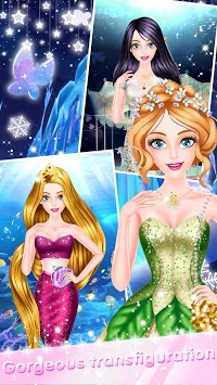Gorgeous princess dress show - stylish girls game pc screenshot 1
