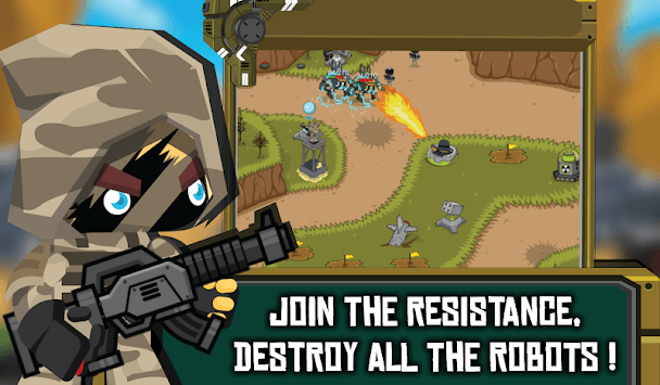 Terminator Defense 🔥 pc screenshot 1