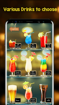 Drink Simulator - Drink Cocktail & Juice Mixer pc screenshot 1