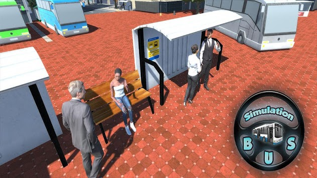 Heavy Bus Simulator PC screenshot 3