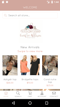 Everlee Addison Boutique pc screenshot 1