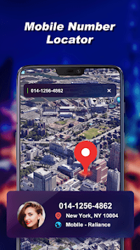Mobile Number Locator - Find Phone Number Location pc screenshot 1