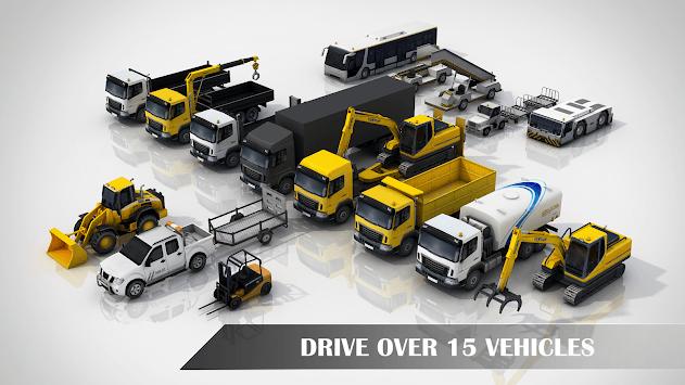 Drive Simulator pc screenshot 1