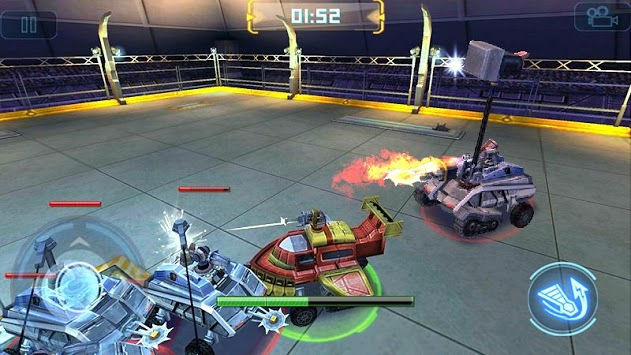 Robot Crash Fight pc screenshot 1