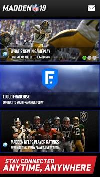 Madden NFL 19 Companion pc screenshot 1