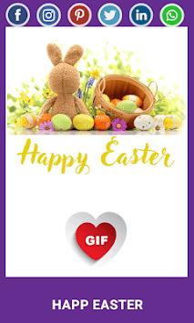 Easter Gif Stickers pc screenshot 1