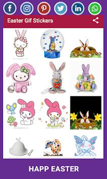 Easter Gif Stickers pc screenshot 2