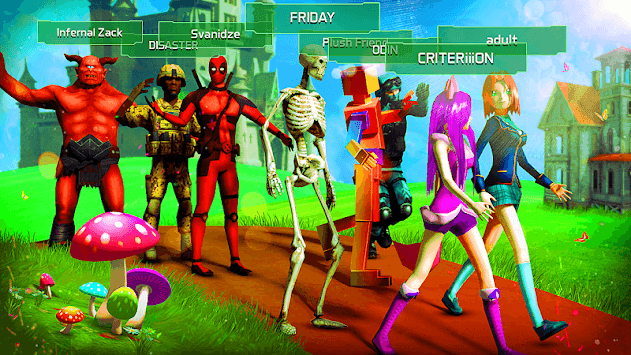 VR Chat Superhero Simulator pc screenshot 1