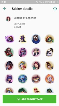 WAStickerApps - Games stickers for Whatsapp pc screenshot 2