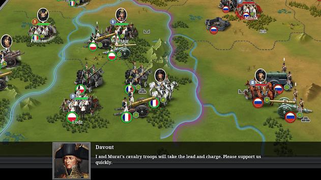 European War 6: 1804 pc screenshot 1