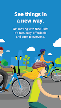 Nice Ride Bike Share pc screenshot 1