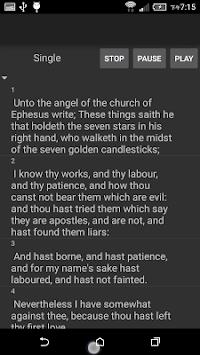 The Holy Bible New Testament pc screenshot 1
