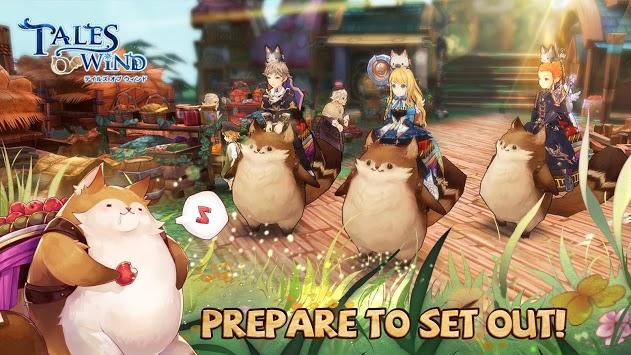 Tales of Wind pc screenshot 1