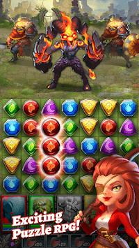 Dragon Strike: Puzzle RPG pc screenshot 1