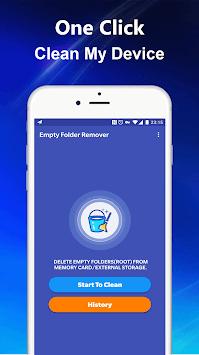 Empty Folder Cleaner - Delete All Empty Folders pc screenshot 1