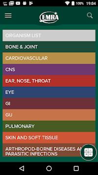 EMRA Antibiotic Guide pc screenshot 1