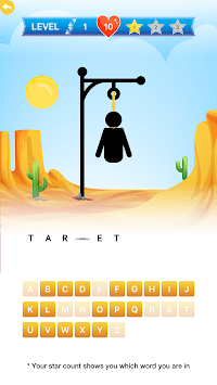 Hangman Multiplayer - Word Game pc screenshot 1