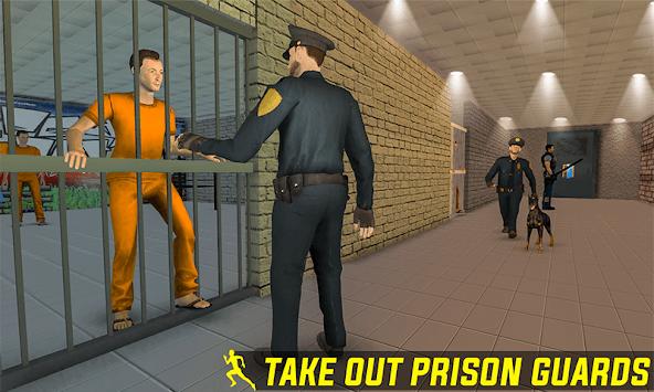 Secret Agent Prison Escape Mission pc screenshot 1