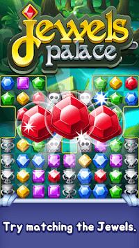 Jewels Palace : Fantastic Match 3 adventure pc screenshot 1