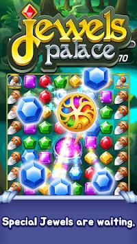 Jewels Palace : Fantastic Match 3 adventure pc screenshot 2