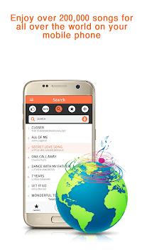Magicsing : Smart Karaoke for everyone pc screenshot 1